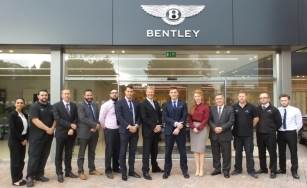 Bentley Berkshire Team