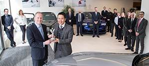 Rolls-Royce Motor Cars London Sales  Team